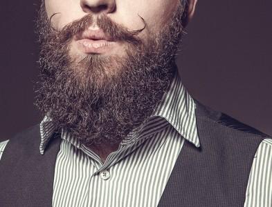 Vintage Mustache Style